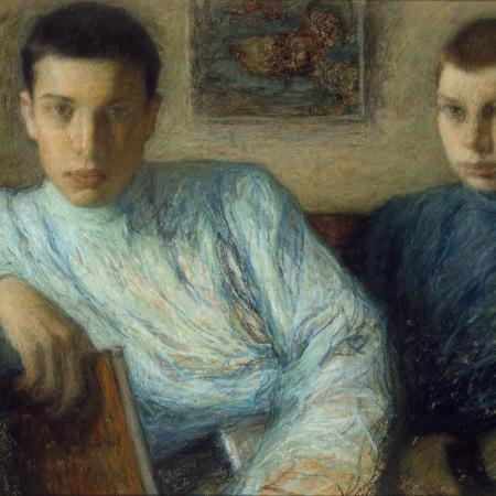 Ο γιος του Leonid Pasternak