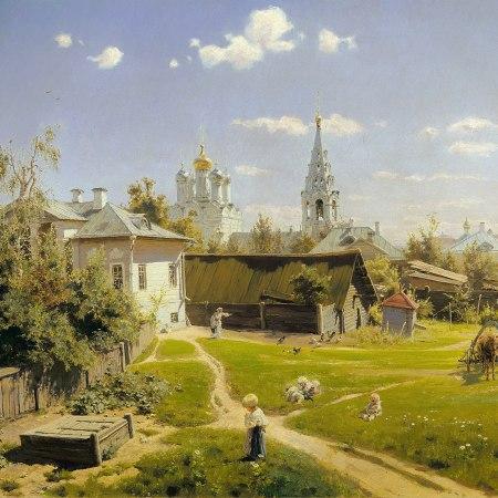 Ρώσικη Αυλή, Vasily Polenov