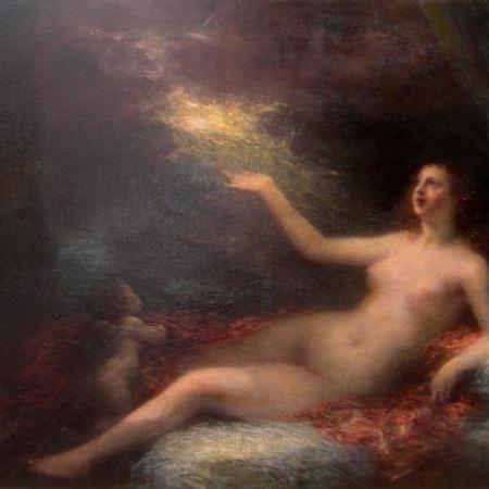 Δανάη, Fantin-Latour