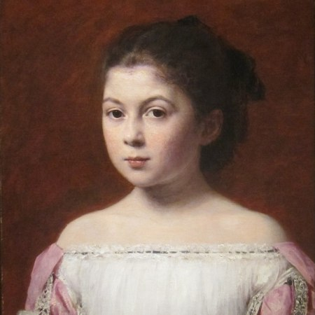 Marie-Yolande de Fitz-James, Henri Fantin-Latour