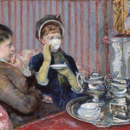 Τσάι, Mary Cassatt